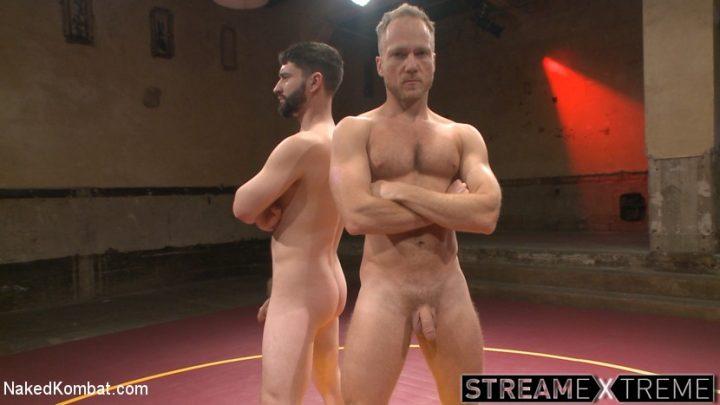 Nakedkombat.com – Chris Burke Goes Balls to the.. Jackson Fillmore & Chris Burke 2016 Muscle