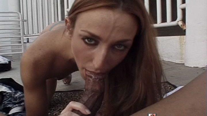 Devilsfilm.com – Interracial Throat Bangers, Scene..  2009 Facial