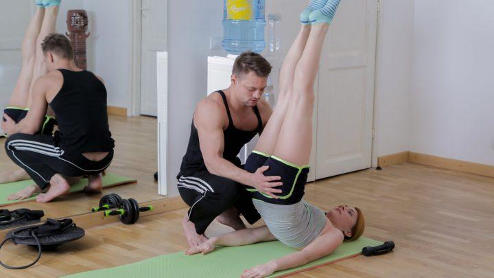 Dirty-coach.com – Sara Sara C 2013 Fitness