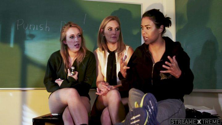 Sweetheartvideo.com – BTS-Reform School Girls Dana Vespoli & Lily Jordan & Harley Jade 2017 College
