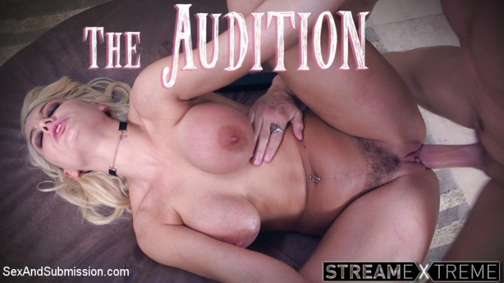 Sexandsubmission.com – The Audition Xander Corvus & Kenzie Taylor 2017 Rough Sex
