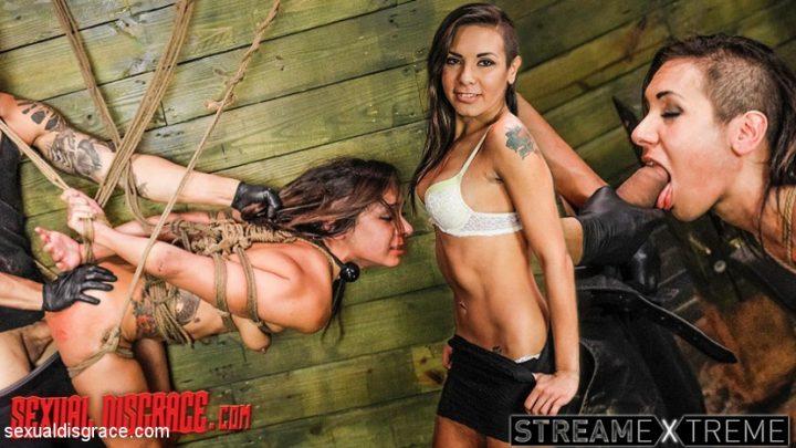 Sexualdisgrace.com – Isa Mendez #1 Sexual Disgrace.. Bruno Dickemz & Isa Mendez 2018 The Wall