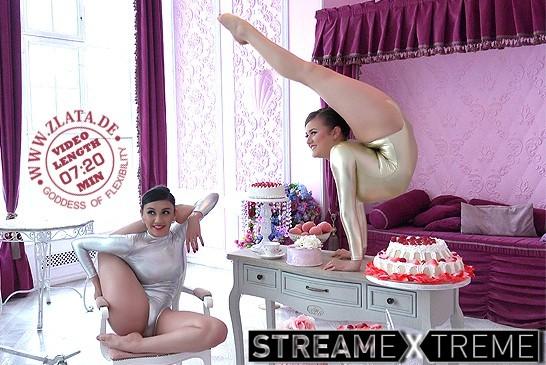 Zlata.de.com – IT`S TEA TIME Vasilisa & Tatjana 2018 No Boys