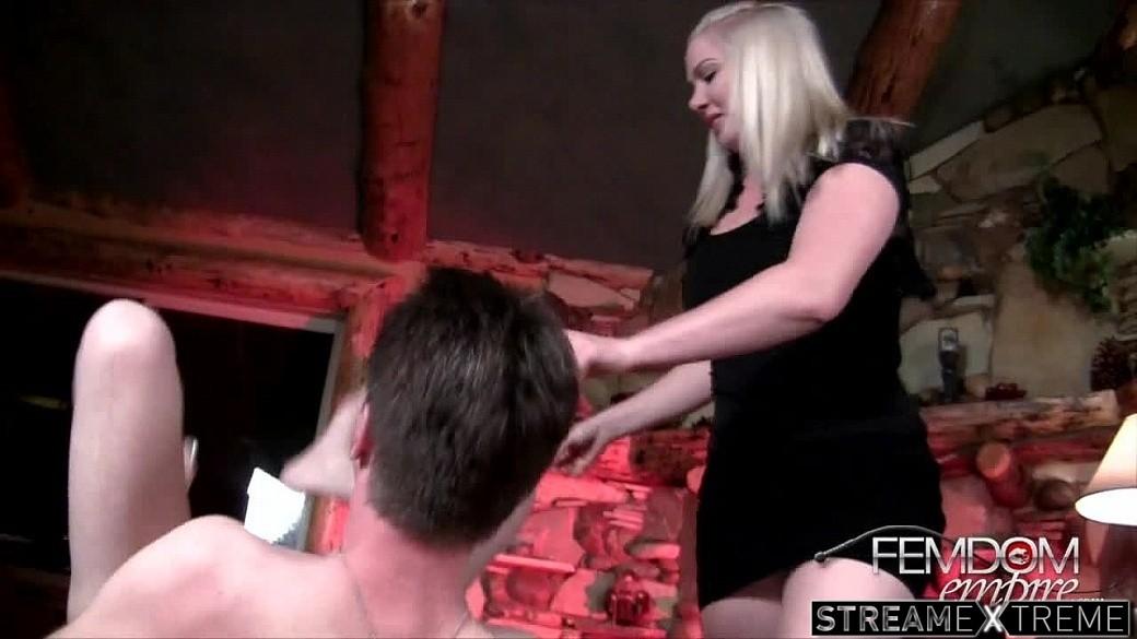 Femdomempire.com – Double cum blast Lexi Sindel 2012 Cum Eating