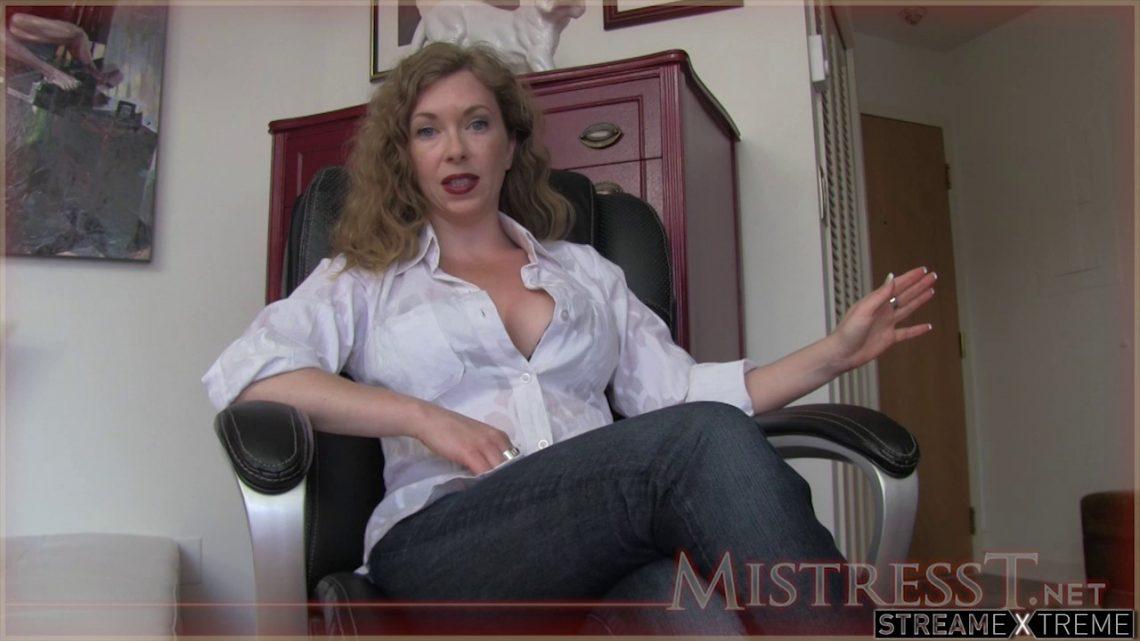 Mistresst.com – Gay Audition  2013 Orgasm Control
