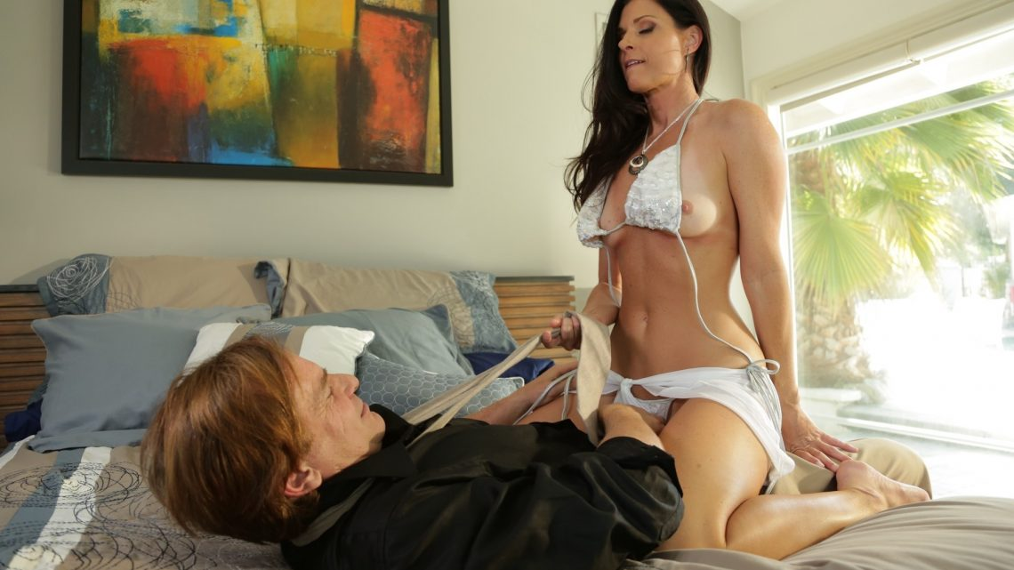 Sweetsinner.com – My Daughter's Boyfriend #09,.. India Summer & Evan Stone 2013 Natural Tits