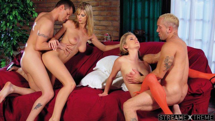 Private.com – A Foursome Sex Scene with Alex.. Alex Divine & Brooke 2012 Gonzo