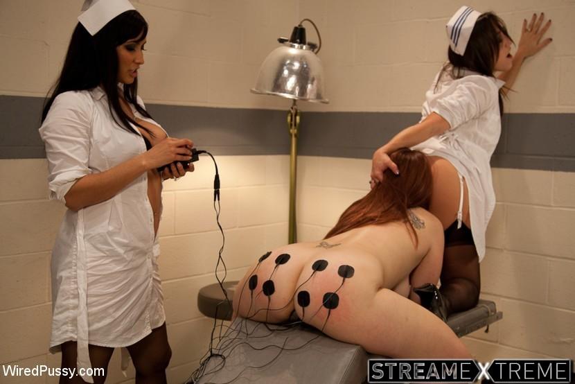 Wiredpussy.com – Medical Attention Isis Love & Sinn Sage & Bella Rossi 2011 Slave