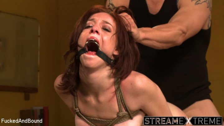 Fuckedandbound.com – Working for Orgasms! Derrick Pierce & Riley Shy 2010 Corporal Punishment