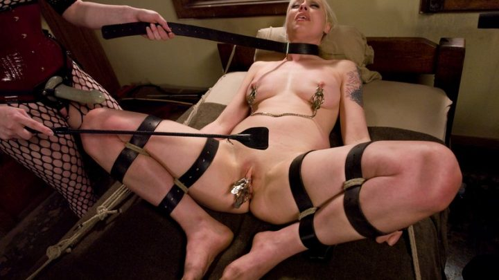 Whippedass.com – Lorelei Lee Claire Adams & Lorelei Lee 2008 Pain