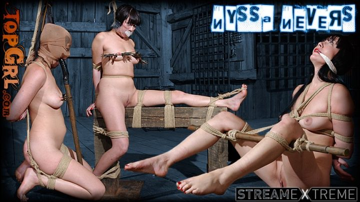 Topgrl.com – [Archive] Marked Nyssa Nevers 2010 Kinky Fetish